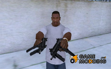 Heckler & Koch MP7 for GTA San Andreas