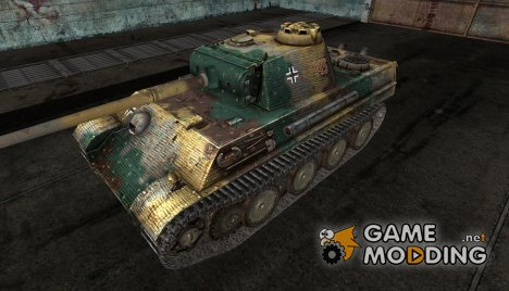 PzKpfw V Panther MrNazar для World of Tanks