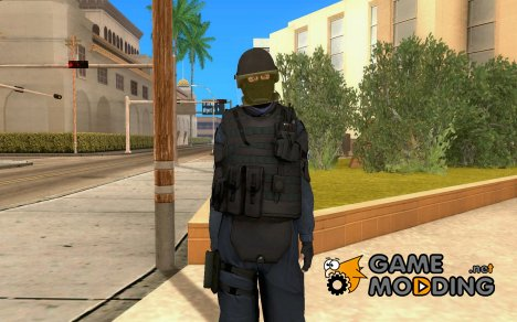 GIGN from CS:GO [Final] for GTA San Andreas