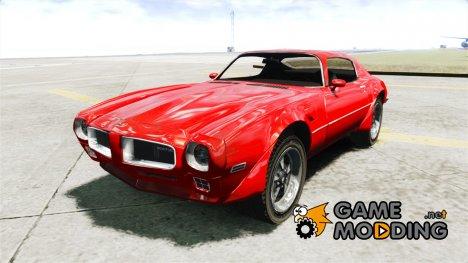 Pontiac Firebird Esprit 1971 для GTA 4