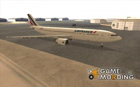 Airbus A300-600R for GTA San Andreas