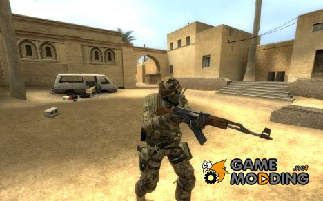 Desert Soldier 2 для Counter-Strike Source
