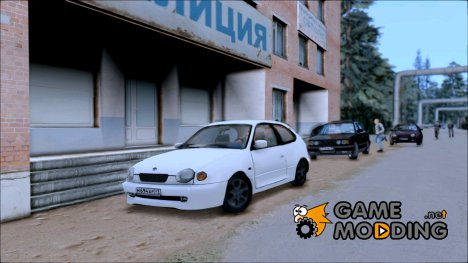 Toyota Corolla G6 Compact e110 для GTA San Andreas