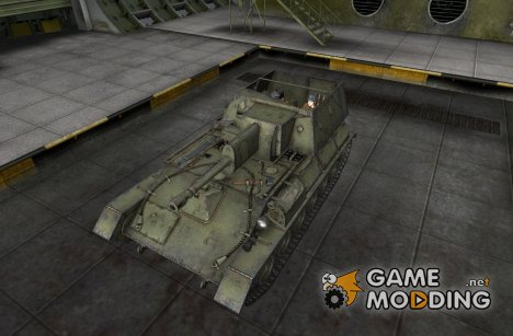 Ремоделлинг для СУ-85Б для World of Tanks