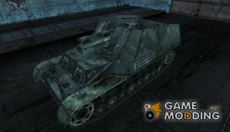 Hummel NorthBear для World of Tanks