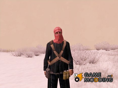 Al'Qaeda Skin for GTA San Andreas