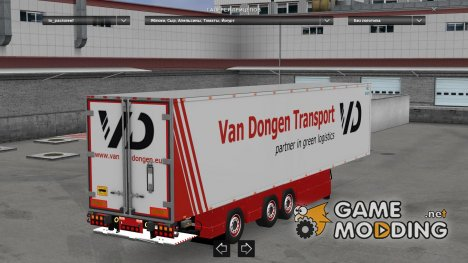 Alien Trailers Pack for Euro Truck Simulator 2