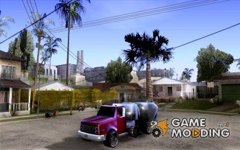 Уборочный грузовик for GTA San Andreas