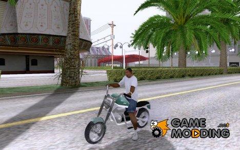 Custom Motorcycle для GTA San Andreas