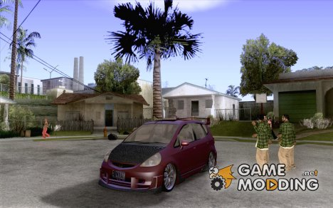 Honda Jazz Sport for GTA San Andreas