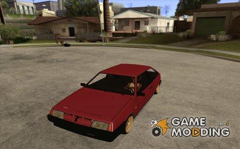 ВАЗ 2108 RF для GTA San Andreas