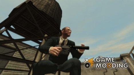 Solid Snake Socoms v.2 для GTA 4