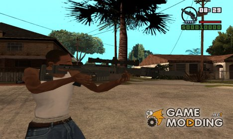McMillan CS5 для GTA San Andreas