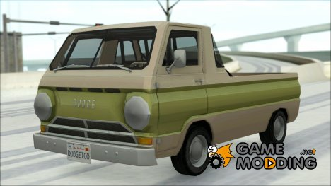 Dodge A100 Pickup for GTA San Andreas
