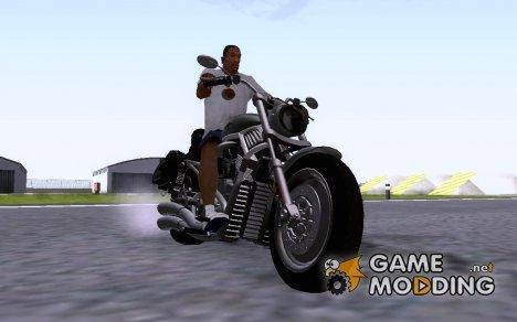 Harley Davidson VRSCA V-ROD 2002 for GTA San Andreas