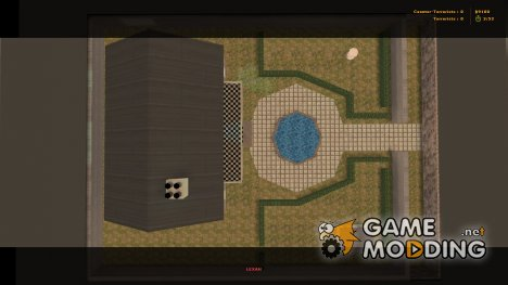 cs_mansion для Counter-Strike 1.6