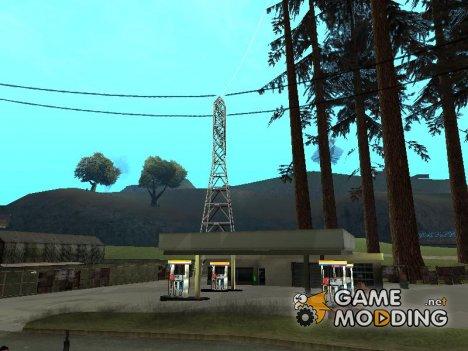 Покупка заправки для GTA San Andreas
