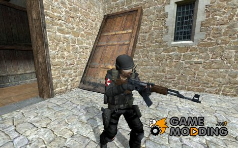 U.C.C.F./U.B.F.C Urban для Counter-Strike Source