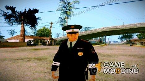 Русский Полицейский V6 for GTA San Andreas