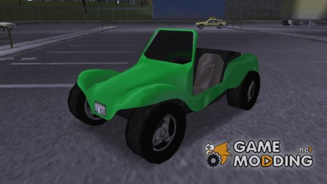 Buggy for GTA 3