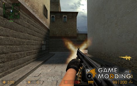 H&K 23E + Hav0cs Animations для Counter-Strike Source
