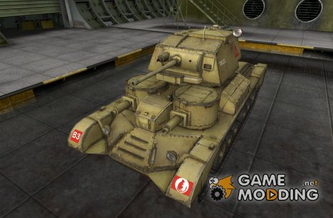 Шкурка для Cruis.I (Cruiser MK I) для World of Tanks