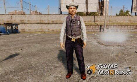Джефф Бриджес (Рой Палсифер) для GTA 4