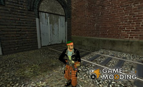 Guerilla Punk for Counter-Strike 1.6