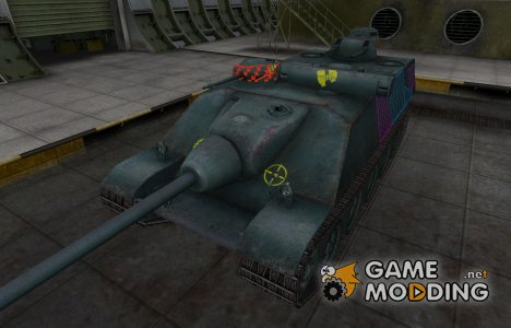 Качественные зоны пробития для AMX AC Mle. 1948 for World of Tanks