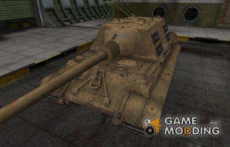 Исторический камуфляж Jagdtiger для World of Tanks