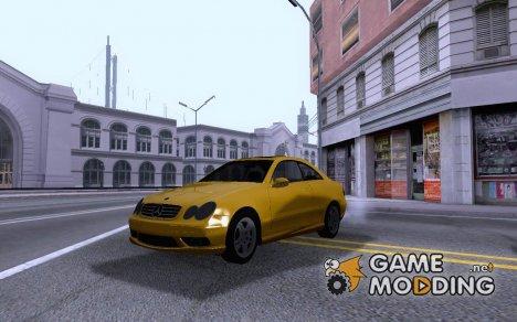 Mercedes-Benz CLK для GTA San Andreas