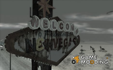 Welcome to New Vegas для GTA San Andreas