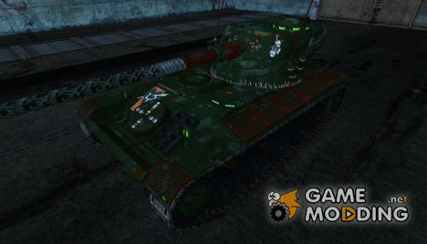 Шкурка для AMX 13 90 (Вархаммер) for World of Tanks