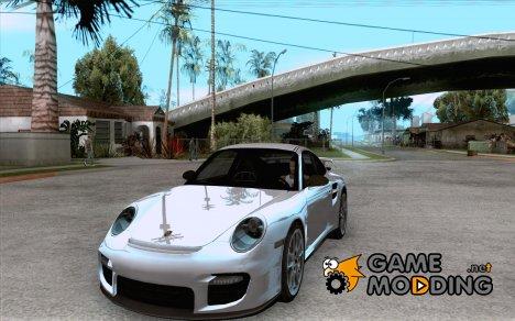 Porsche 911 GT2 (997) для GTA San Andreas