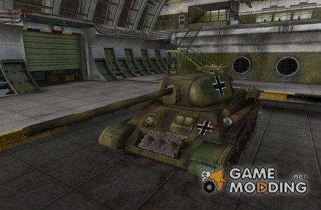 Ремоделлинг для Т-34-85 for World of Tanks
