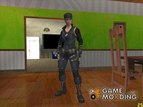 Sonya для GTA San Andreas