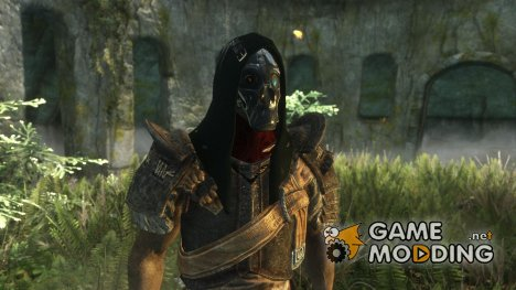 Mask Of Corvo for TES V Skyrim