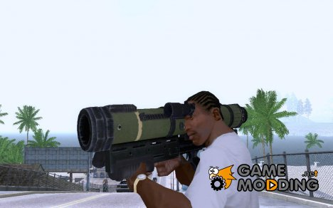 Rocket launcher for GTA San Andreas