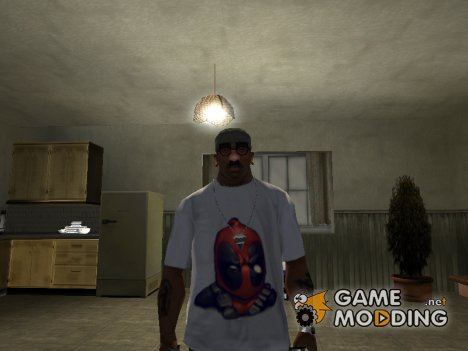 "Футболка ""Dead Pool"" for GTA San Andreas"