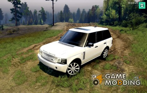 Range Rover Sport for Spintires 2014