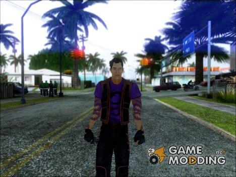 Slim Thug для GTA San Andreas