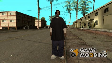 Grove st.Gangsta для GTA San Andreas