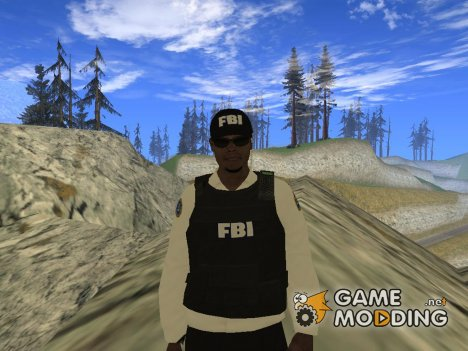 New FBI for GTA San Andreas