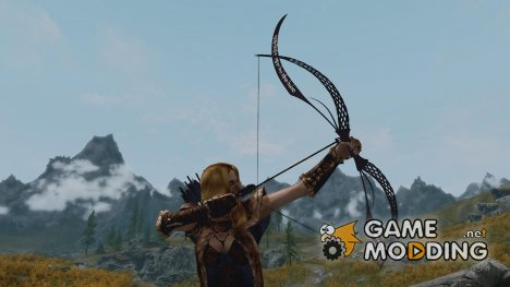 The Bow of the DarkOne для TES V Skyrim