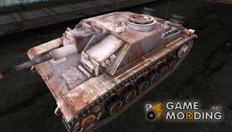 StuG III 19 для World of Tanks