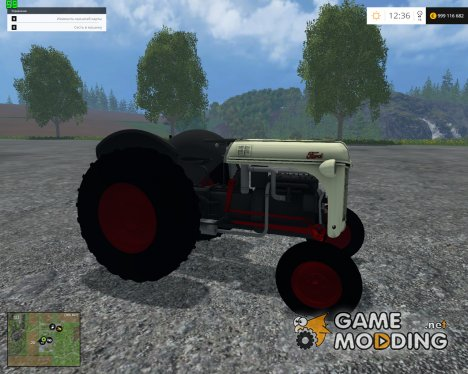 Ford 8N v1.0 for Farming Simulator 2015