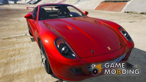 2006 Ferrari 599 GTB Fiorano for GTA 5
