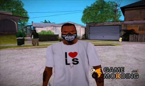 Skull Mask 2 for GTA San Andreas