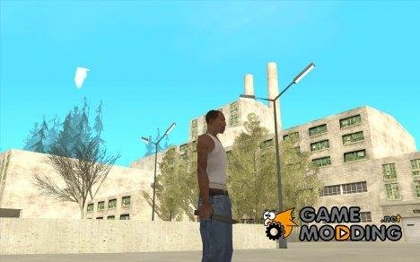 Настоящий армейский нож for GTA San Andreas