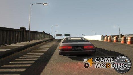 Спидометр IV (Скин 2) для GTA 4